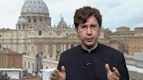Canadian priest in Rome
