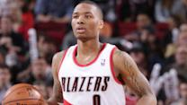 Damian Lillard's 2012-13 Top Plays