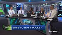 Greece & Puerto Rico: Buy stocks?