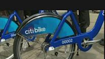 New York's Bike Scheme Launches