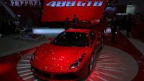 Ferrari 488 GTB Presented at Geneva Motor Show