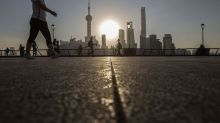 Shanghai's Financial Center Was a Swamp Last Time Moody's Cut China's Rating