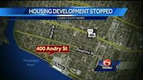 Lower Ninth affordable housing development blocked