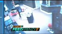 Feed Frenzy: Caught on Camera