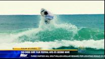 San Diego Surf Film Festival hits its second wave