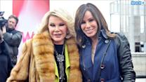 Melissa Rivers Speaks Out For The First Time Since Joan Rivers' Funeral