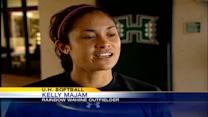 Rainbow wahine softball team fall in ranks