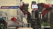 Robots on the rise by 2025
