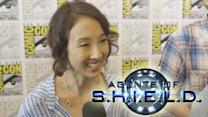 Agents of S.H.I.E.L.D. Executive Producer Maurissa Tancharoen Talks 2nd Season - Comic Con 2014