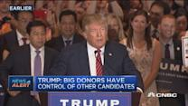 Trump: I pledge allegiance to Republican party