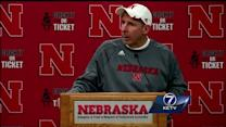 Bo Pelini talks about win over Northwestern