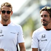 Alonso hails Button as 'best team-mate I've had'