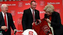 NC State: Regressing or Rebuilding?