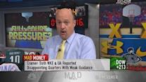 Cramer: Under Armour, Nike & Foot Locker—count me out