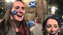 Scots Discuss Prospect of Independence Ahead of Poll