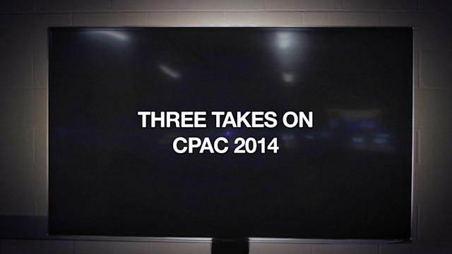 3 TAKES ON CPAC 2014