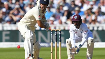 1st Test: Cook double hundred puts England on Top