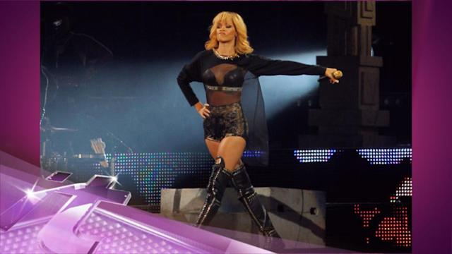 Entertainment News Pop: Rihanna Partying Too Hard?! Shows Up Over Two Hours Late For Wales Concert!!
