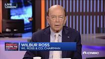Wilbur Ross: Brexit 'world's most expensive divorce'