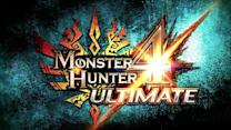 Monster Hunter 4 Ultimate - March DLC pack