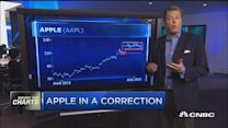 Apple sours the Nasdaq