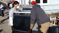 Iraq, Afghanistan veterans working to help victims of Sandy