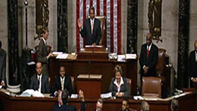 Raw: Ex-SC Gov. Sanford Sworn Into Congress