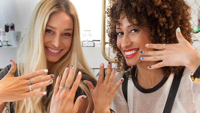 3 Steps to... - Back-to-School Statement Nail Inspiration