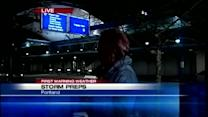 Winter storm to impact travel