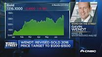 Gold's new upside target at $1,500: Analyst