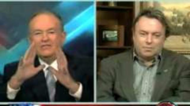 Christopher Hitchens - Christopher Hitchens Steps Into the Ring with Bill O'Reilly