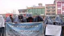 Afghan Men Don Burqas in Protest Against Street Harassment of Women