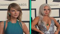 Lady Gaga to Taylor Swift: 'Your Prince Charming Will Come!'