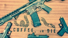 This veteran-run coffee company wants to take on 'anti-American' Starbucks to 'make coffee great again'