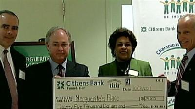 Grant Awarded To Marguerite's Place