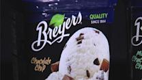 Breyers ice cream recipe changes