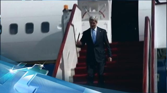 Breaking News Headlines: Kerry: Peace Talks With Taliban Need to 'get Back on Track' After Delay