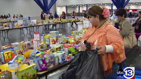 Donations make Christmas possible for area kids