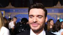 "Cinderella's Prince Charming, Richard Madden, Admits Learning to Dance Was ""Misery"""
