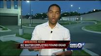 Police investigate death of water department worker