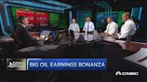 A look ahead at big oil earnings