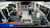 Man assaults passenger onboard bus in Chula Vista