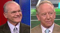 How Jack Harbaugh and Archie Manning raised football stars