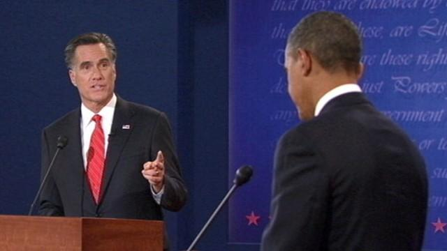 Romney Relishes in His 'Spirited' Debate Performance