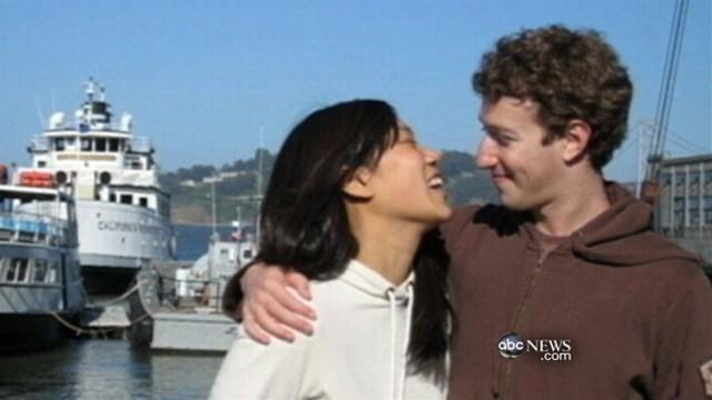 Mark Zuckerberg's New Billionaire Bride