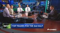 Top trades for the 2nd half: YHOO & more