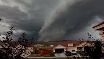 Nevada Experiences Unusual Tornado Warned Storm
