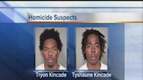 Kincade brothers plead not guilty to murder, robbery charges