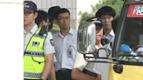 Students to give evidence in South Korea ferry trial