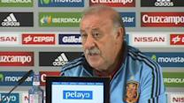 Del Bosque expects Georgia to be stifling in World Cup qualifier